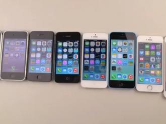 """Pone a prueba diferentes modelos de iPhone; """"sobrevive"""" sólo uno"""
