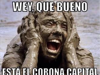 Los memes del Corona Capital 2014