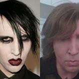 Así se ven algunos músicos con y sin maquillaje