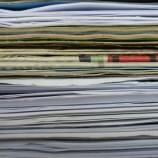 El abuso en el uso del papel