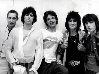 En puerta nueva exposición sobre The Rolling Stones