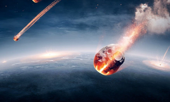 ¿Sabes cuál es la probabilidad de que te caiga un meteorito?