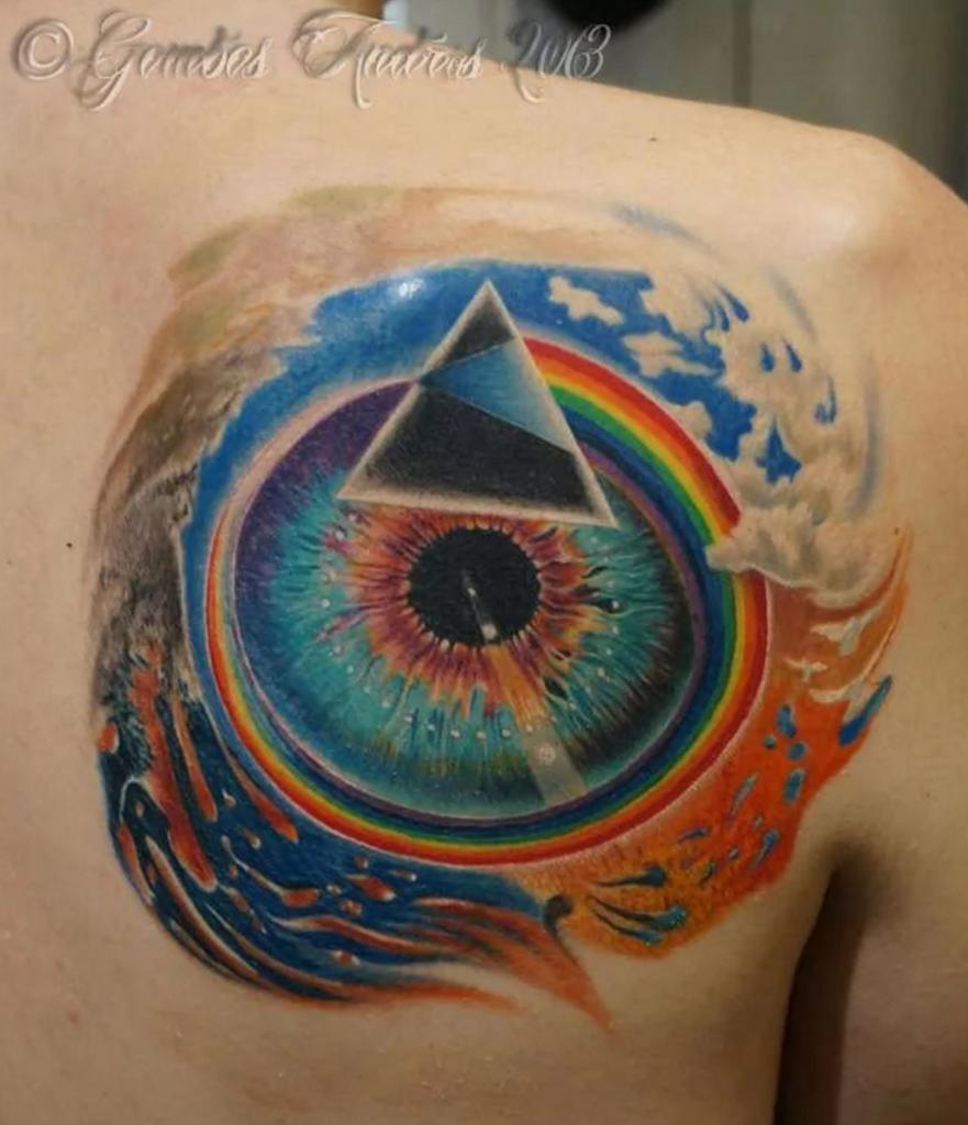 Pink Floyd Tatoo - tatuajes - radioalternativo -10