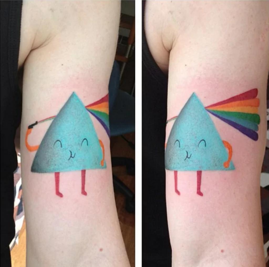Pink Floyd Tatoo - tatuajes - radioalternativo -14