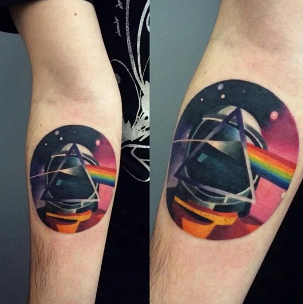 Pink Floyd Tatoo - tatuajes - radioalternativo -17