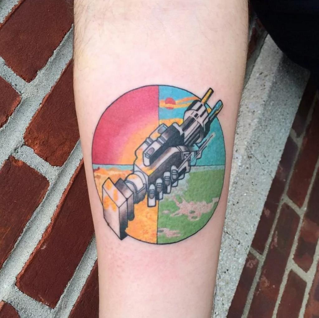Pink Floyd Tatoo - tatuajes - radioalternativo -18