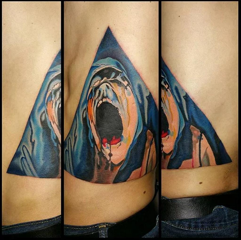 Pink Floyd Tatoo - tatuajes - radioalternativo -21