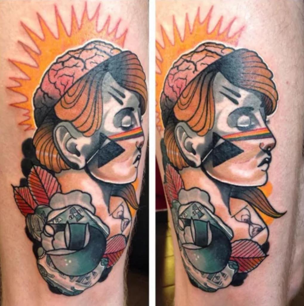 Pink Floyd Tatoo - tatuajes - radioalternativo -8