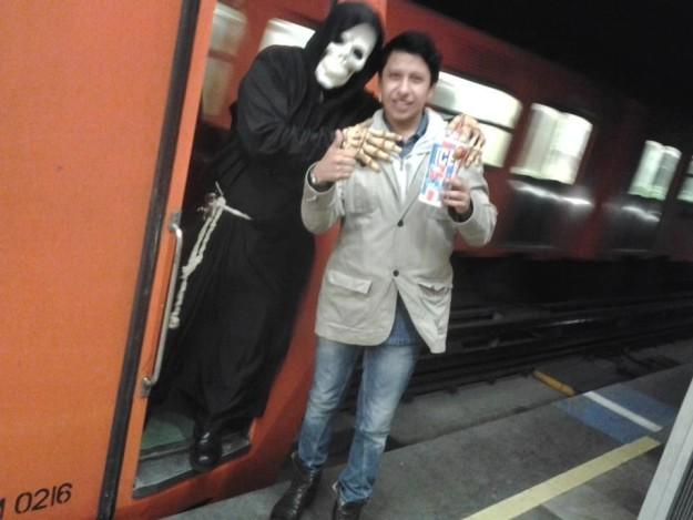 Radioalternativo - 6 Ciudad de Mexico - Metro de la Ciudad de Mexico
